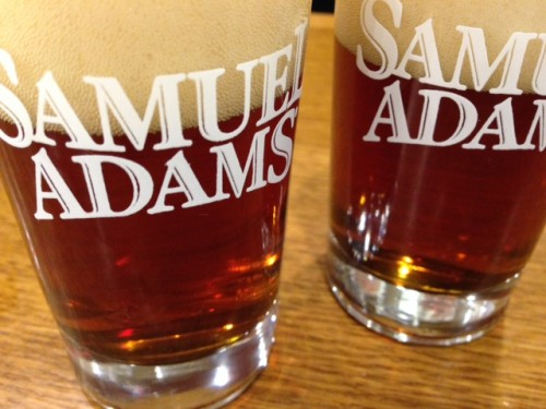 Samuel Adams Brewery  Winter Ale 20