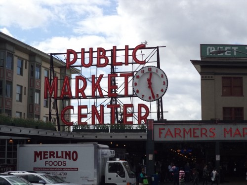 Pike Place Market - 003