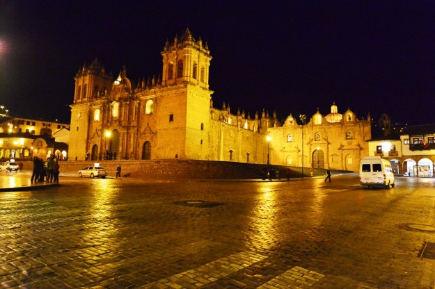 Cusco Cathedral 2