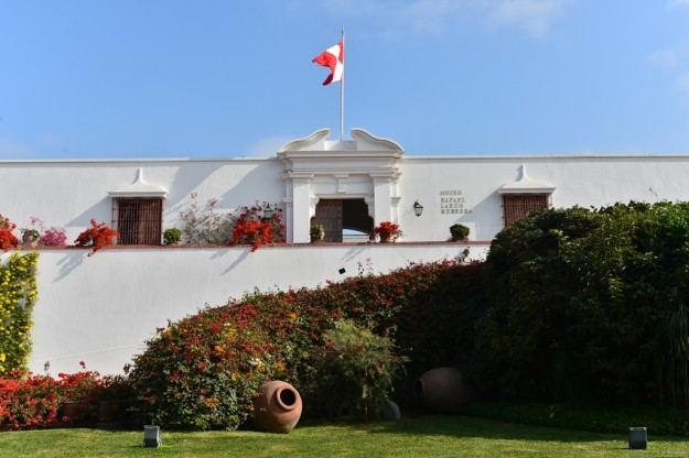 Larco Museum Lima (1)