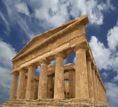 bigstock-Ancient-Greek-Temple-Of-Concor-39977671