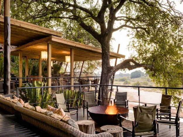 昨年No.1になった Singita Ebony Lodge