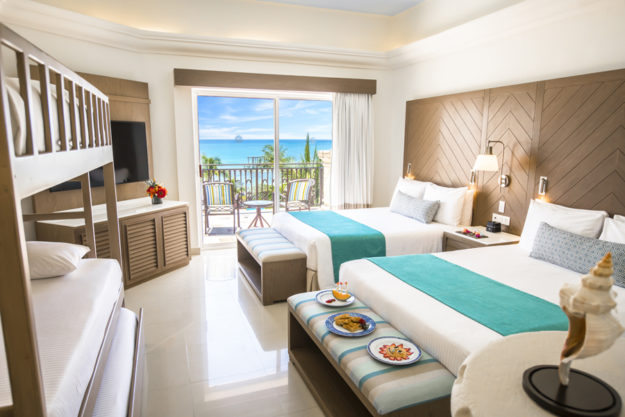 Panama-Jack-Resorts-Playa-del-Carmen-Family-Junior-Suite-Oceanfront-Room-Service