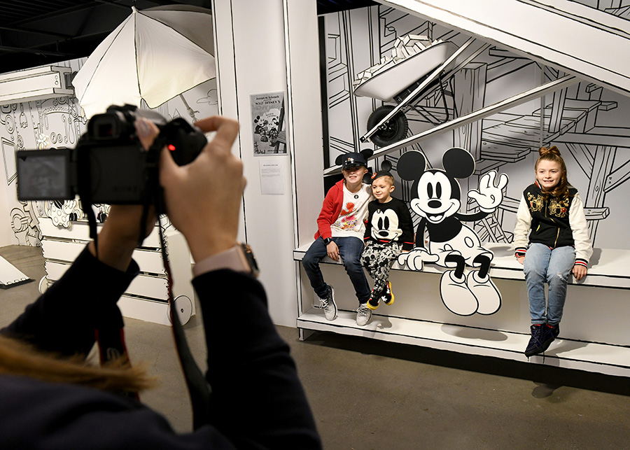Photo by Craig Barritt/Getty Images for Disney